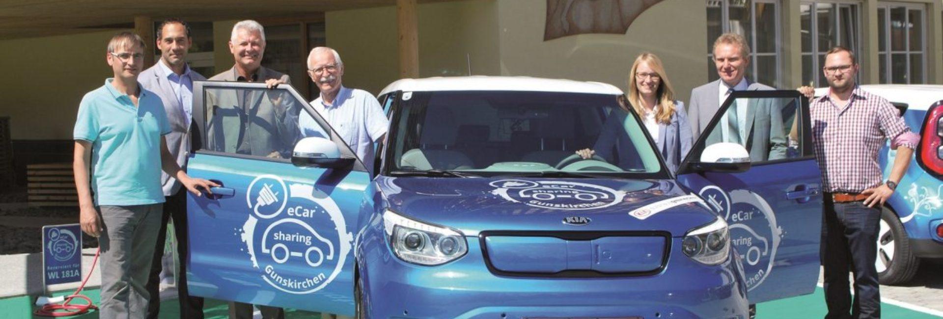 E-Carsharing Gunskirchen